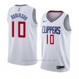 Camiseta Los Angeles Clippers Jerome Robinson #10 Association 2018 Blanco