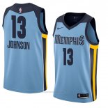Camiseta Memphis Grizzlies Brice Johnson #13 Statement 2018 Azul