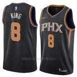 Camiseta Phoenix Suns George King #8 Statement 2018 Negro