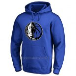 Sudaderas con Capucha Dallas Mavericks Azul3