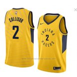 Camiseta Indiana Pacers Darren Collison #2 Statement 2018 Amarillo