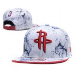 Gorra Houston Rockets Snapback Blanco