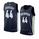Camiseta Memphis Grizzlies Dakari Johnson #44 Icon 2018 Azul