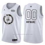 Camiseta All Star 2018 Boston Celtics Nike Personalizada Blanco