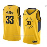 Camiseta Indiana Pacers Myles Turner #33 Statement 2018 Amarillo