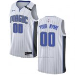 Camiseta Orlando Magic Nike Personalizada 17-18 Blanco