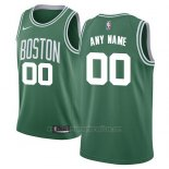 Camiseta Boston Celtics Icon 2017-18 Nike Personalizada Verde