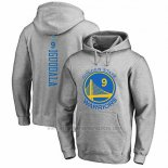 Sudaderas con Capucha Andre Iguodala Golden State Warriors Gris
