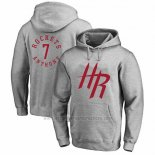 Sudaderas con Capucha Carmelo Anthony Houston Rockets Gris4