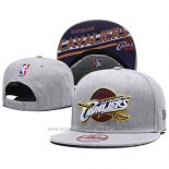 Gorra Cleveland Cavaliers Snapback Gris