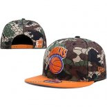 Gorra New York Knicks Snapback Camuflaje
