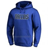 Sudaderas con Capucha Dallas Mavericks Azul