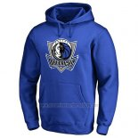 Sudaderas con Capucha Dallas Mavericks Azul2