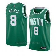 Camiseta Boston Celtics Kemba Walker #8 Icon 2019-20 Verde