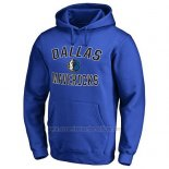 Sudaderas con Capucha Dallas Mavericks Azul4