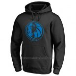 Sudaderas con Capucha Dallas Mavericks Negro