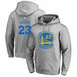 Sudaderas con Capucha Draymond Green Golden State Warriors Gris2